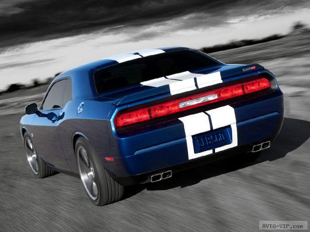 2011 Dodge Challenger SRT8 392 HEMI