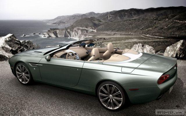 Zagato Aston Martin DB9 Spyder Centennial