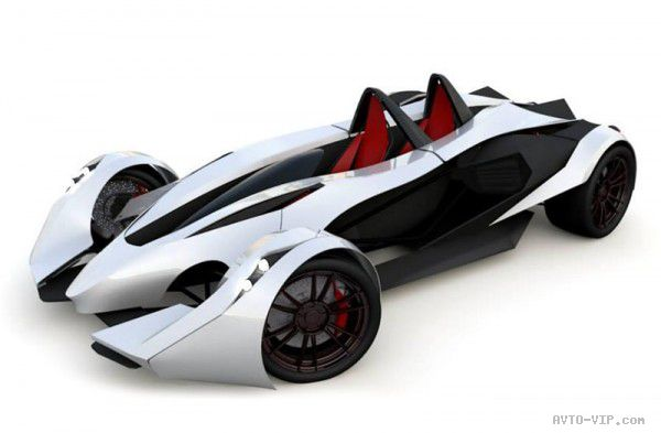 RON RXX sportscar from Mexico