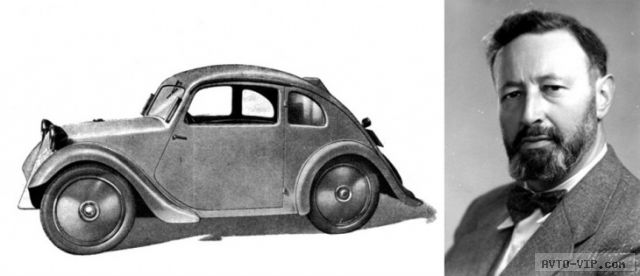 1934 Standard Superior and Josef Ganz