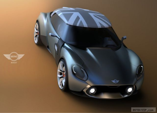 MINI Boost concept car