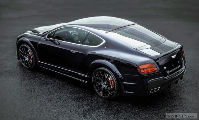 Bentley GTX  by Onyx Concept 03.10.2013