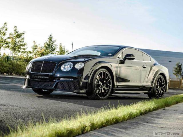 Bentley GTX  by Onyx Concept
