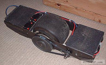 Одноколесный скейт