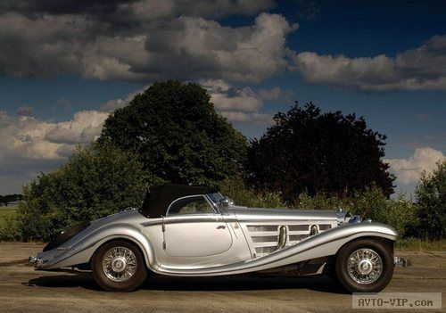 Mercedes-Benz 540 K Spezial Roadster 1937