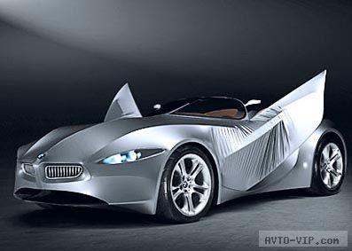 концепт BMW GINA
