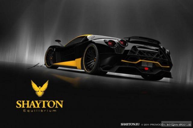 2011 Shayton Equilibrium Renderings