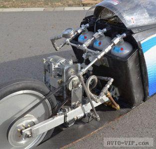 Рекорд от Тойоты для автомобилей на сжатом воздухе