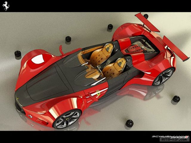 Концепт Ferrari Celeritas