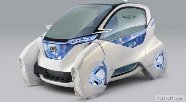 2011 Honda Micro Пригородные Концепция Готов к Токио