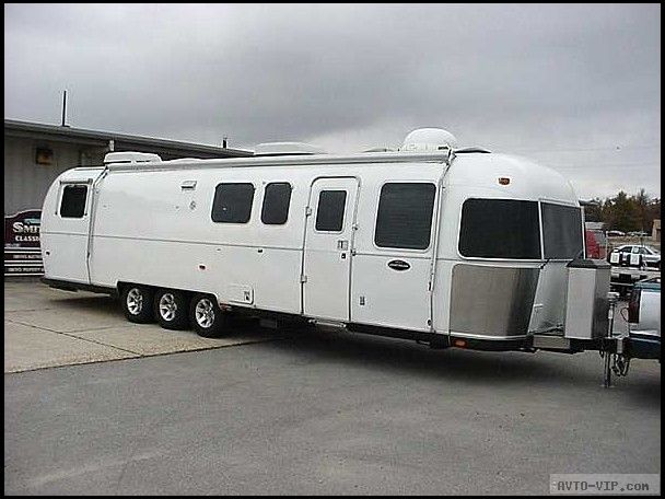 T232 2001 Airstream Pamela Anderson Travel Trailer