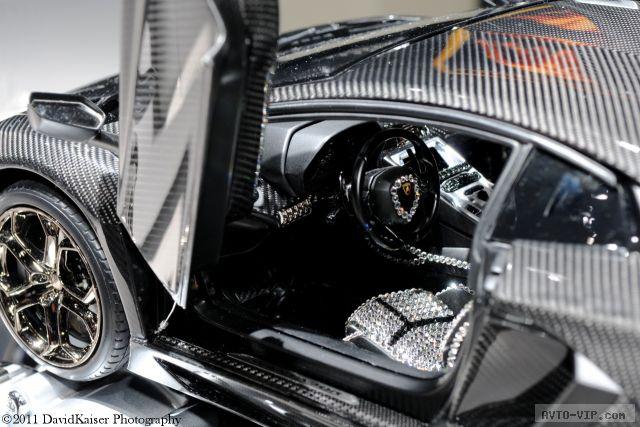 масштабная модель Lamborghini Aventador LP700-4 avto-vip.com