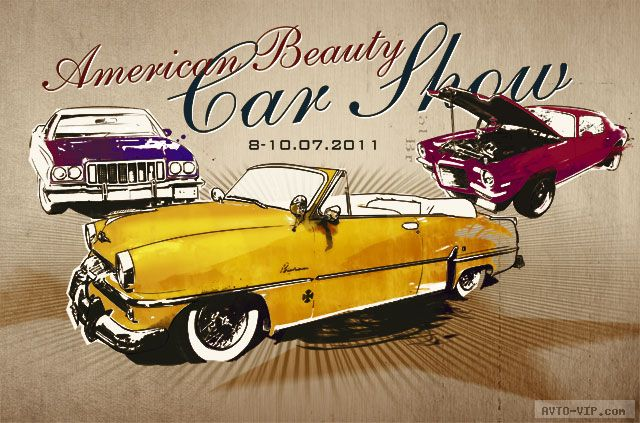American Beauty Car Show 2011