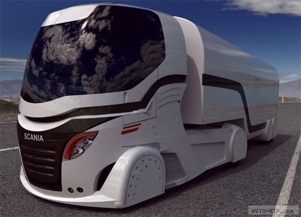 Scania avto-vip.com Грузовик