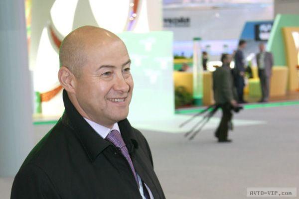 Борис Зингаревич, российский предприниматель, совладелец холдинга Илим Палп