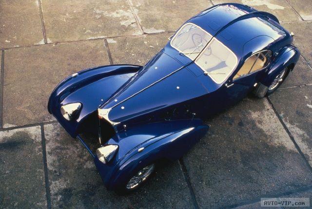 Bugatti T57SC Atlantic, 1938