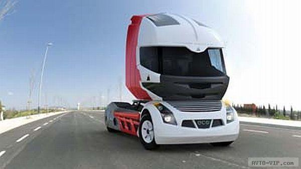 ЭКОС полуприцеп грузового автомобиля avto-vip.com