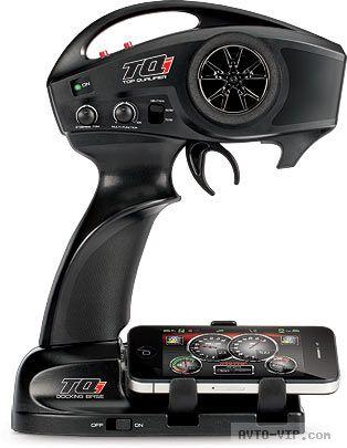 пульт управления, Сверхбыстрая и готовая к гонке XO-1 машинка
