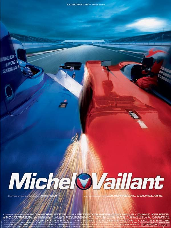 Фильм Michel Vaillant Мишель Вальян: Жажда скорости