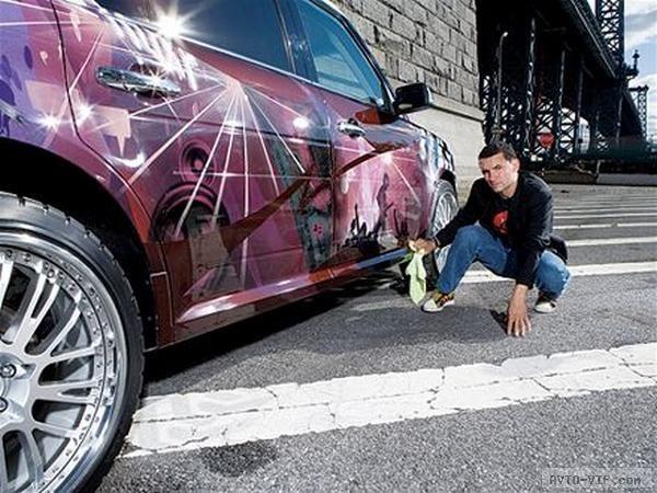 Красивейший стайлинг автомобилей avto-vip.com