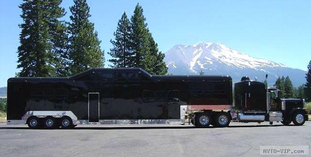 Самый тяжелый лимузин в мире