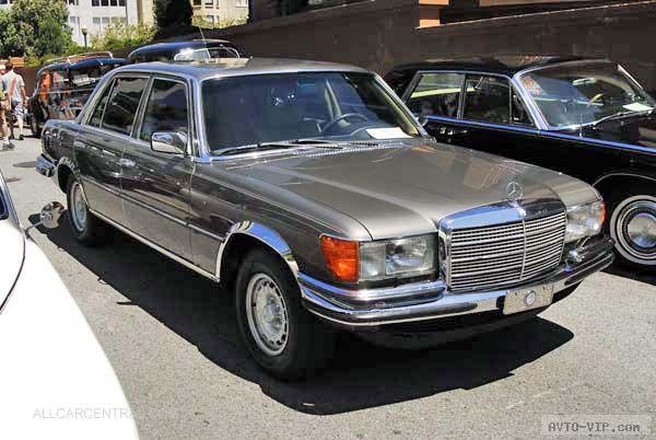 Mercedes-Benz 450SEL