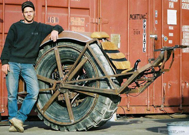 одноколесник RIOT Wheel