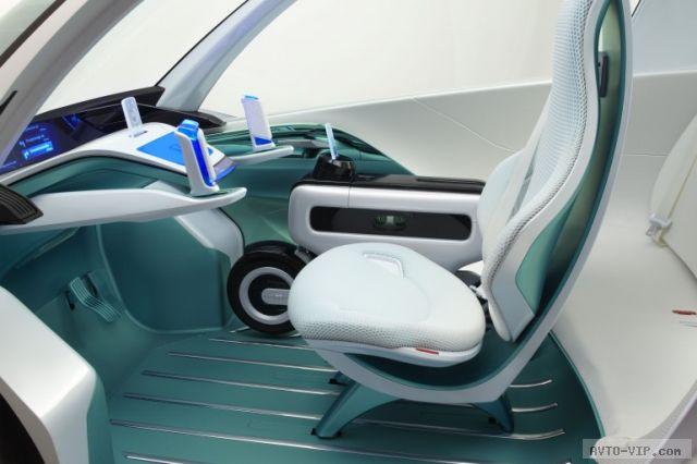 interior Micro Commuter Concept