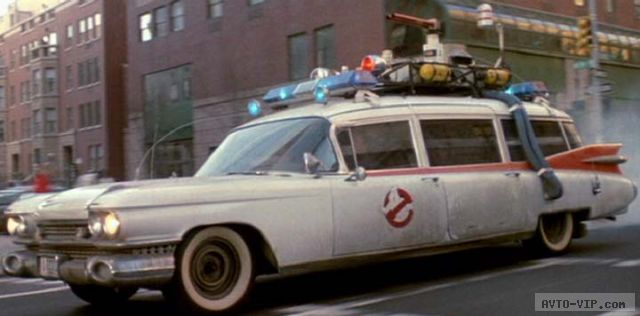 Автомобили-кинозвёзды