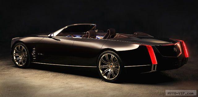 Небесный Cadillac Ciel