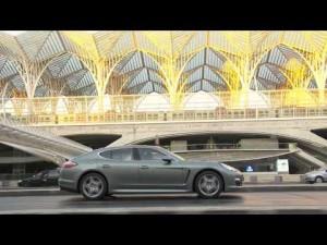 Porsche Panamera S Hybrid (промо-видео)
