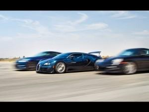 Ниссан GT-R бросает вызов