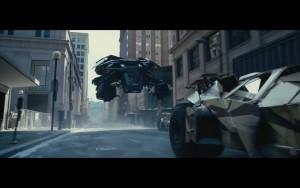 Летающие машины Темного рыцаря