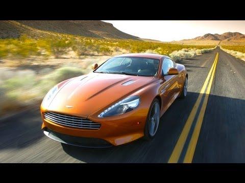 2012 Aston Martin Virage (видео)