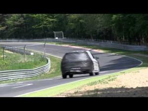 Volkswagen Golf GTI 7 (видео)