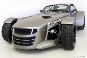 Donkervoort D8 GTO — новогодний подарок