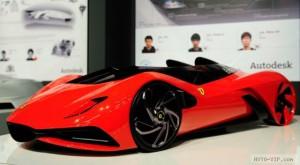 Лучшие концепты от Феррари на Ferrari World Design Contest 2011