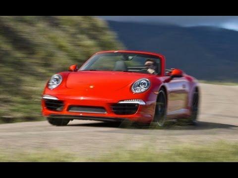 2012 Porsche 911 Carrera S (видео)