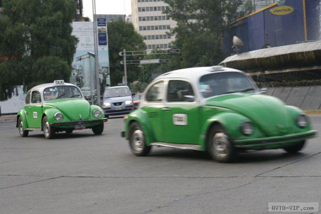 Легендарные мексиканские Вочо завершили карьеру в качестве такси