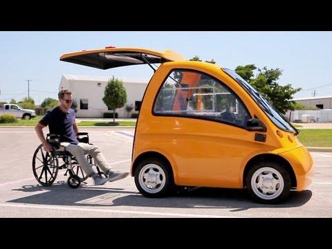 Кенгуру вместо коляски для инвалидов