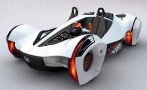Honda Air — автомобиль будущего
