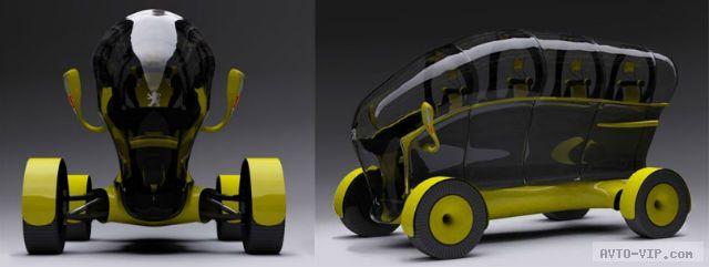 Электрическая автомобильная пчелка