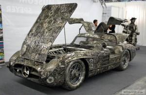 Автомобиль для железного дровосека