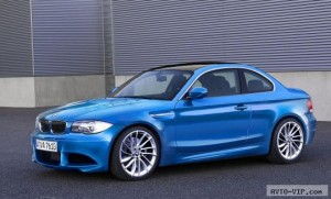 BMW 1-Series M Coupe — самая мощная «копейка»