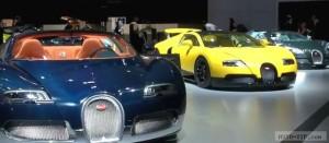 Суперкары в автосалоне Dubai International Motorshow 2011