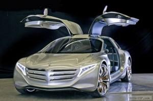 Mercedes-Benz F125 — водородное будущее концерна