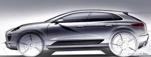 Macan — компактный внедорожник от Porsche