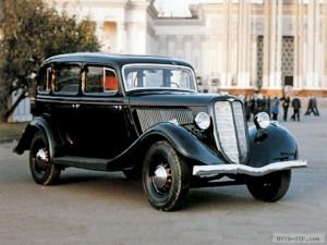 Как рождалась Эмка — советский массовый автомобиль