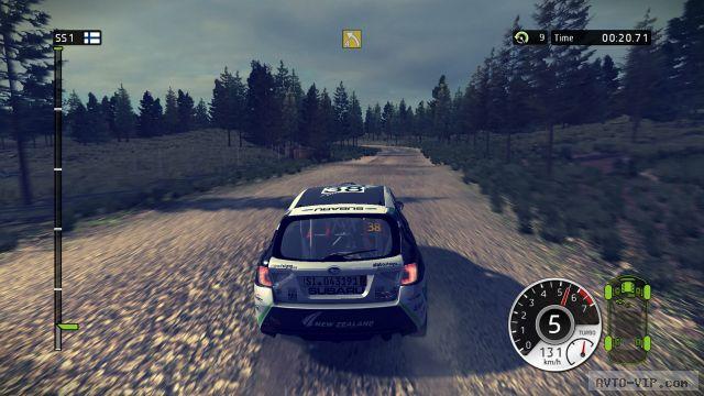 WRC 2 FIA World Rally Championship обгоняет соперников