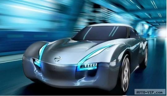 Nissan ESFLOW — электрокар нового поколения